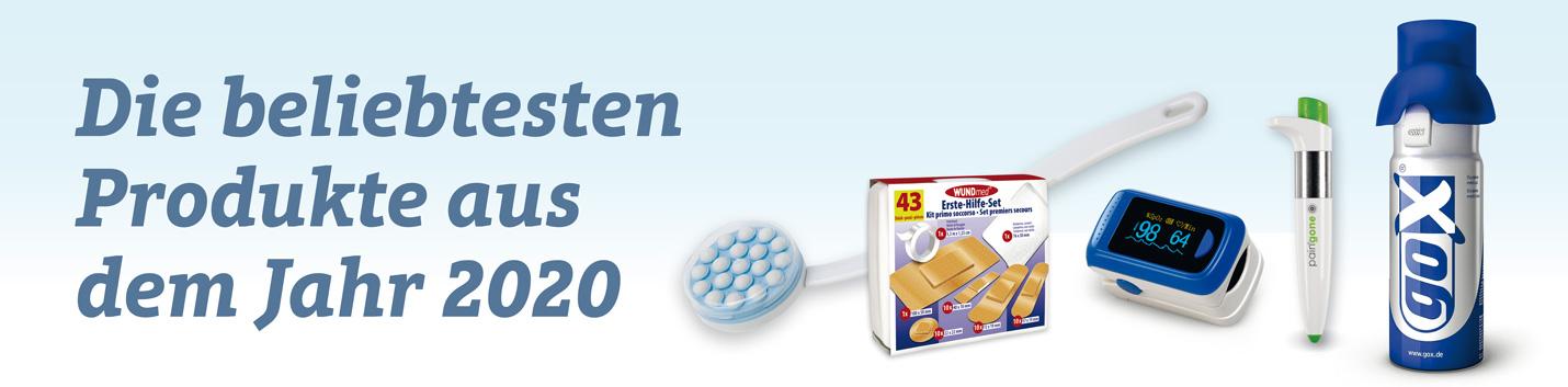 Meistverkaufte Produkte bei SANPURA!
