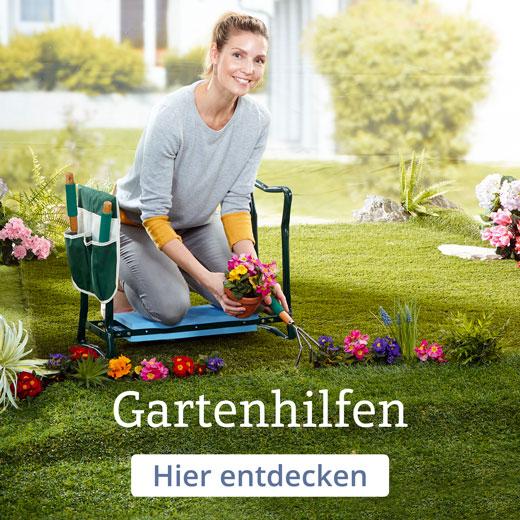 Praktische Hilfsmittel für ihren Garten