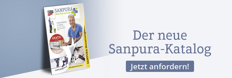 Den aktuellen Sanpura-Katalog bestellen