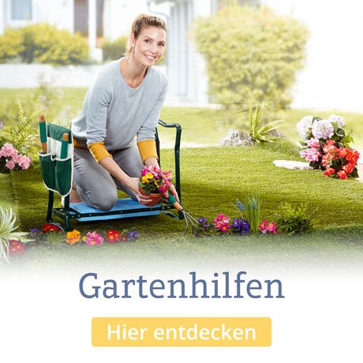 Der Frühling ist da! Entdecken Sie unsere Auswahl an praktischen Gartenhilfsmitteln