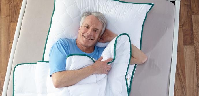 Sommerliche Bettwäsche