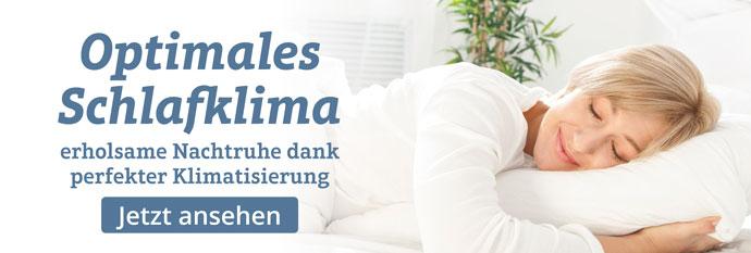 Optimal Schlafen mit den passenden Bettwaren