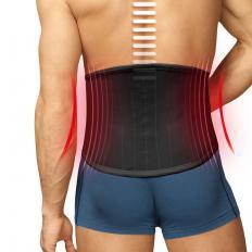 TURBO Med Rückenstützgürtel