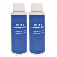 Rohr- und Abflussfrei-Granulat 2er-Set
