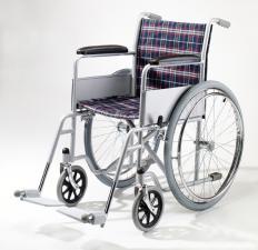 """Rollstuhl """"Karo-Design"""""""