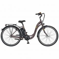 """Alu-E-Bike """"City-Tourer""""'"""