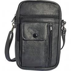 Herrentasche aus Leder