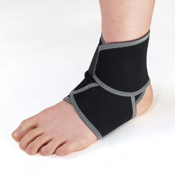 Fußbandage