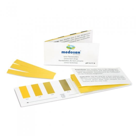 MedoBalance Urin-Teststreifen 16er Set