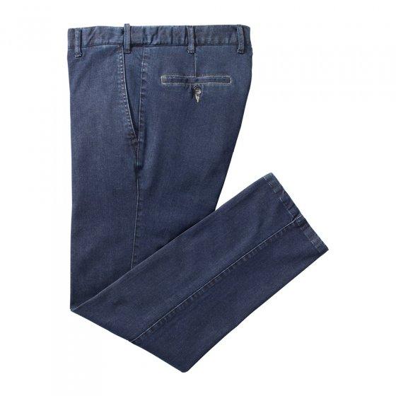 Stretchbund Jeans,Gr.30 30 | Jeansblau