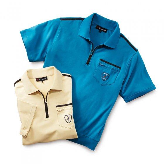 Komfort Interlockshirt, sand XXL | Sand