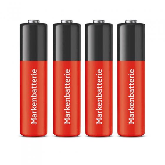 Micro-Batterien (AAA)  4 Stück