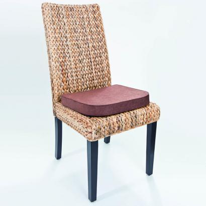 Sitzkissen mit Formgedächtnis 2er Set