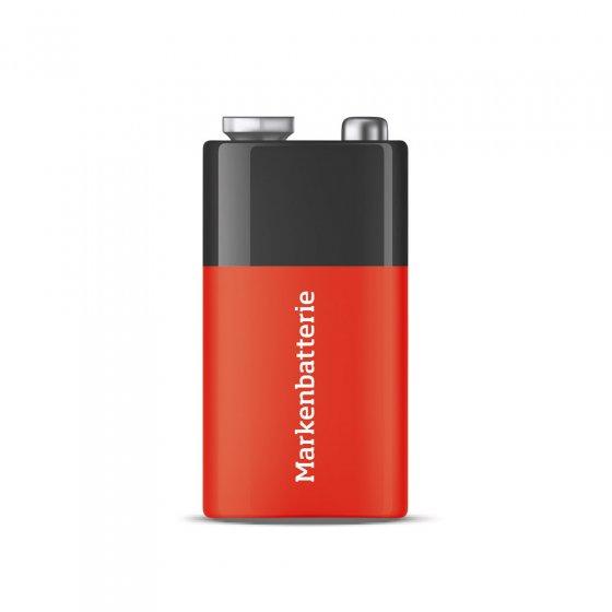 9V-Blockbatterie