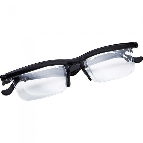 Einstellbare Korrekturbrille