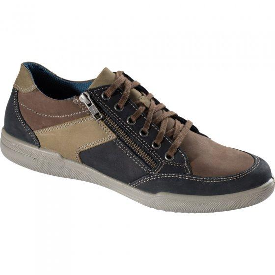 Aircomfort - Sneaker, sw.-br. 43 | Schwarz-Braun