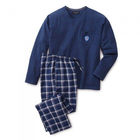 Baumwoll-Schlafanzug
