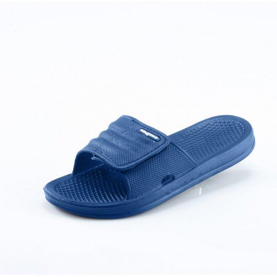 Extralei.Badepantolette,blau 46 | Blau