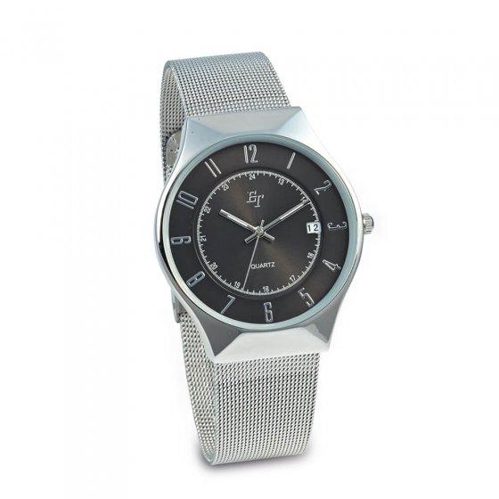 Ihr Geschenk: Elegante Milanaise-Uhr