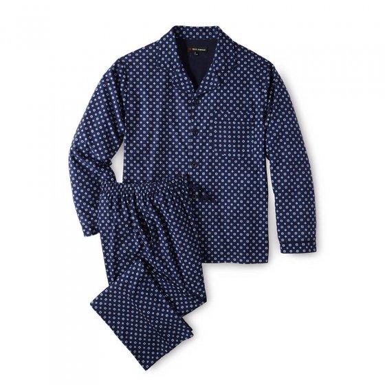 Mikrofaser Pyjama