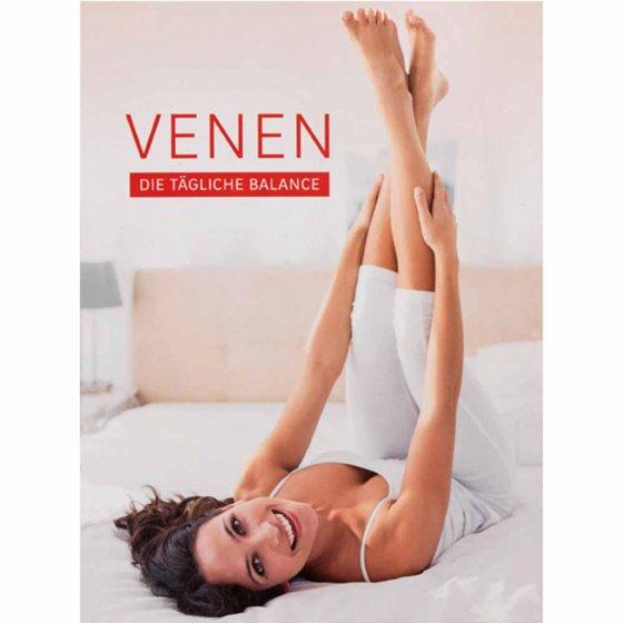 """Buch """"Venen - Die tägliche Balance"""""""