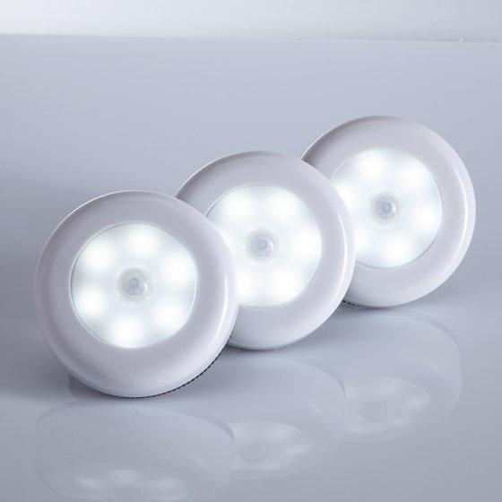 Ihr Geschenk: LED-Leuchten im 3er-Set