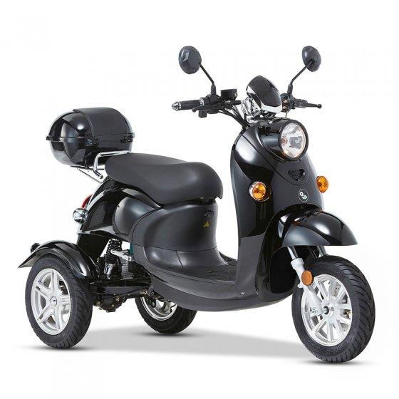 """3-Rad Elektromobil """"Modena"""", schwarz Schwarz"""