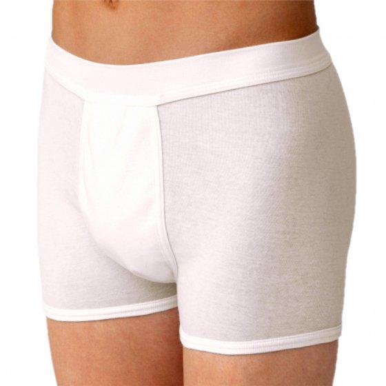 Her.-Inkontinenz-Shorts,schwa. M | Schwarz