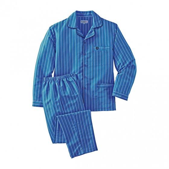 Microfaser-Pyjama