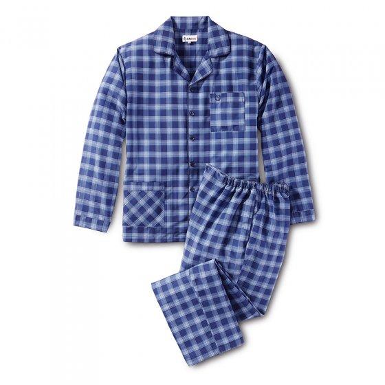 Mikrofaser-Pyjama