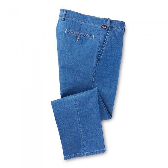 Lei. Stretchbund-Jeans,Blau,60 60 | Jeansblau