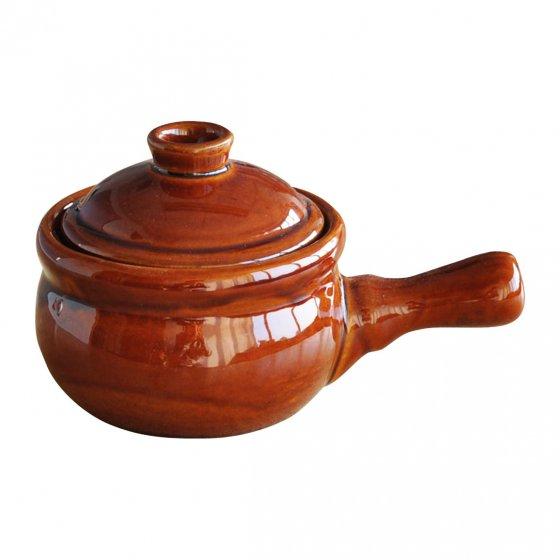 Keramikkasserolle für die Mikrowelle