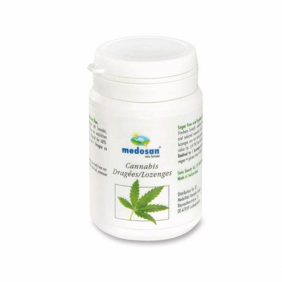 Cannabis-Dragées