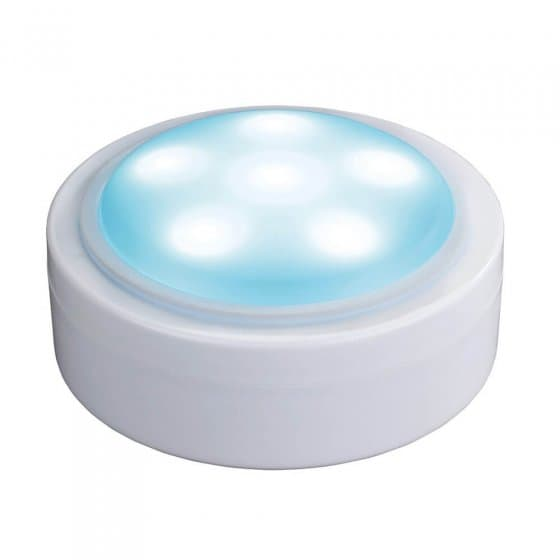 LED-Wandlampe mit Safe