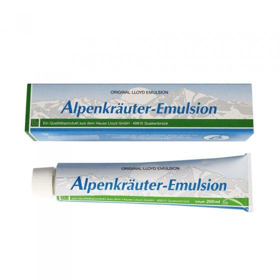 Alpenkräuter-Emulsion