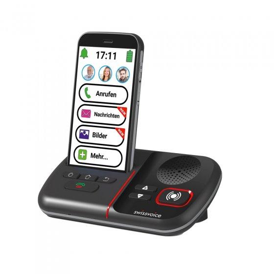 Komfort-Smartphone mit Touch