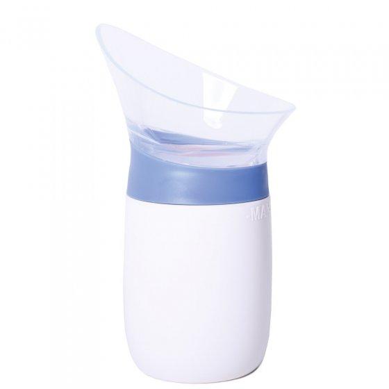 Inhalator mit Auslaufschutz