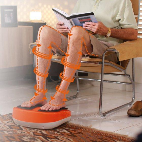 Fußmassage VibroLegs