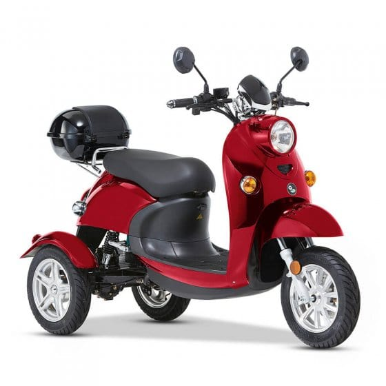"""3-Rad Elektromobil """"Modena"""" 25 km/h"""