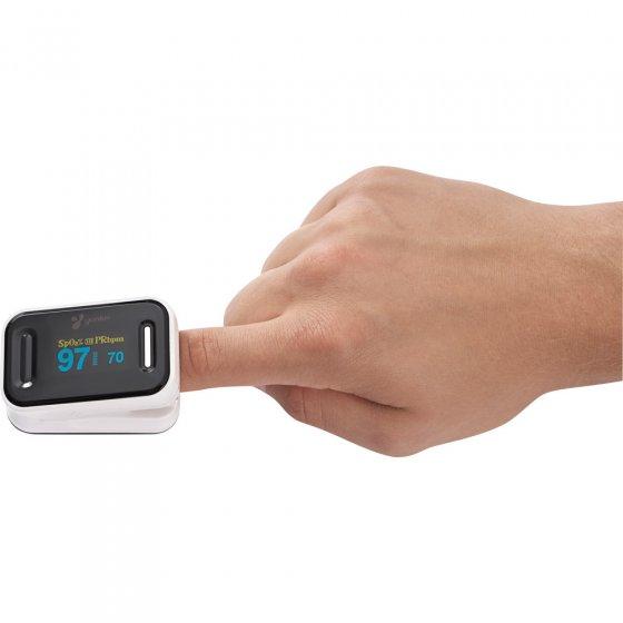 Fingerpuls-Oximeter