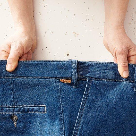Stretchbund-Jeans