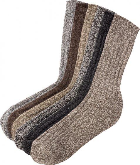 Norweger-Thermo-Socken 6 Paar