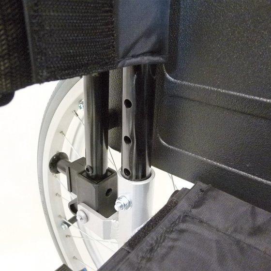 Rollstuhl Rotec mit Trommelbremse