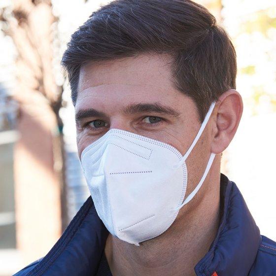 FFP2 Mund- und Nasenmaske im Set